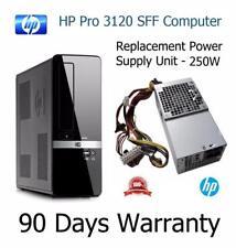 HP Pro 3120 SFF RICAMBIO 250W alimentazione elettrica Unità PSU 504966-001