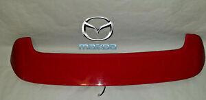 2007 - 2009 MazdaSpeed 3 Hatchback Spoiler Mazda 3 Zoom Zoom