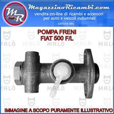 POMPA FRENI CILINDRO FRENO MAESTRO FIAT 500 D'EPOCA F / L