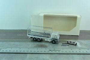 Herpa Mercedes Delivery Truck Clear Color 1:87 HO Scale (HO685)
