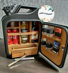 Jerry Can Mini Bar | Canister Mini Bar | Jerry Can Man's Gift (15) (2)