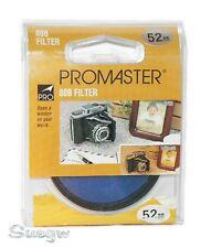 52mm Promaster 80B Lens Filter