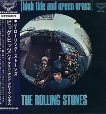 "ROLLING STONES ""BIG HITS"" JAPAN 1967 OBI/INSERT M-/M-"
