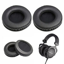 1 pair Replacement Earpads Ear Pad Cushion For Beyerdynamic Dt770 Dt880 Dt990