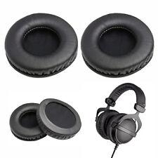 1 pair Replacement Earpads Ear Pad Cushion For Beyerdynamic DT770 DT880 DT990 UK