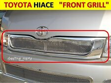 FRONT GRILL CHROME FOR TOYOTA HIACE 2004 - 2010