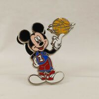 Mickey Mouse Professions Mystery Basketball Player Disney Pin 88054