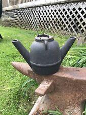 "Antique Yellow Dog , ""Derrick Oil Lamp"" , Cast Iron , Oil Field , Oil Wells ,"
