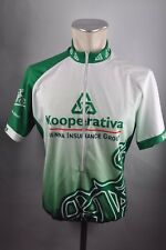 eleven sportswear Kooperativa cycling jersey Bike Rad Trikot Gr L - 57cm W3
