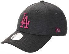 New Era 9 Forty MLB Los Angeles Dodgers para mujer curvo Pico Ajustable Sombrero De Jersey
