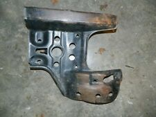 91 HONDA TRX 200 REAR SWING ARM SKIDPLATE GREAT SHAPE 1991 TRX200 FOURTRAX