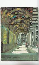 BF30808 rila monastere le porche de l eglise bulgaria  front/back image