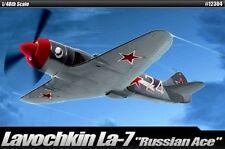 Kit de modèle aca12304-Academy 1, 48-Lavotchkine La-7 russe Ace