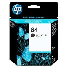 Original & Boxed HP84/C5019A Cabezal De Impresión Negro-publicado con rapidez