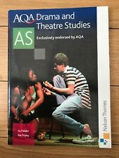 Aqa Drama And Theatre Studies As