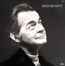 Serge Reggiani LP Serge Reggiani - France (EX/EX)