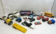 Vintage Mixed Lot of Played Buddy Tonka Remco Semis
