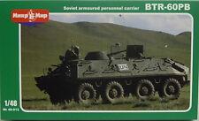 Schützenpanzerwagen SPW-60PB, BTR-60PB,  Mikro Mir, 1/48 , Plastik, NEU