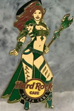 Hard Rock Cafe PUNTA CANA 2011 Sexy ELF Girl with Scepter PIN LE300 - HRC #63234