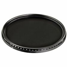 Hama 62mm ND2-ND400 Vario ND Variable Neutral Density Camera Lens Filter, 79162
