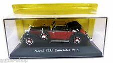 HORCH 853 A CABRIOLET 1938 - IXO / ALTAYA - 1/43 - Article: M21