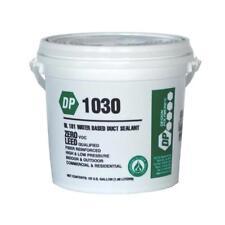 Design Polymerics 64-fl oz Quality Crack & Peel-Resistant Gray Duct Sealant, NEW