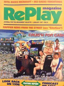 RePlay Arcade Magazine Intel Backs Microsoft January 1997 012618nonrh2