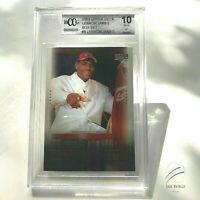 🏀 LEBRON JAMES Rookie RC Upper Deck 2003 Box Set # 8  Mint or Better 10 BECKETT