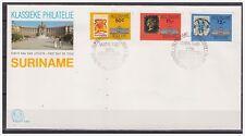 Surinam / Suriname 1981 FDC 52 Penny black WIPA 1981 Vienna Wien