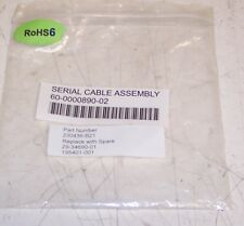 SAN SWITCH SERIAL CABLE KIT HP 230436-B21, 29-34690-01, 195401-001