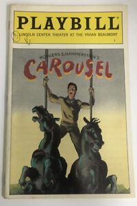 Carousel Playbill 1994 Taye Diggs Audra McDonald Sally Murphy