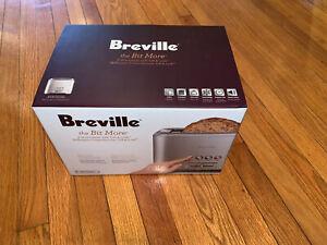 Breville Die-Cast BTA720XL 2-Slice Silver Smart Toaster - Silver