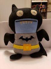 """Ugly Doll ICE Ice-Bat Batman Black 11"""" Uglydoll GUND"""