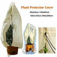 Frost Plant Protection Bags Fleece Winter Cover Plants Garden Shrubs S/M/L/XL UK