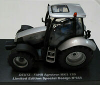 Model TRACTOR DEUTZ-FAHR AGROTRON MK3 120  No555 1.32nd By Universal Hobbies