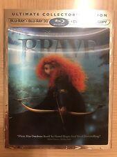 Brave Ultimate Collector Edition Combo 5 Discos Bluray Blu-Ray USA Disney Pixar