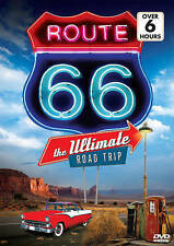 Route 66: The Ultimate Road Trip, New DVDs