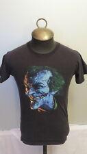 Vintage Batman Movie Shirt - Jack Nicholson Joker Graphic - Men's Small