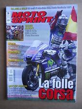 MOTOSPRINT n°39  2014 [Q76] Test KTM RC 125 - con inserto da Agostini a Valentin