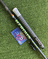 Project X Hzrdus Smoke Green SB Graphite Driver/Fairway Shaft Build Your Shaft
