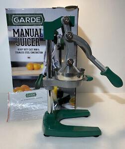 HEAVY DUTY Commercial Manual Citrus Juicer Press Orange Lemon Fruit Squeezer Bar