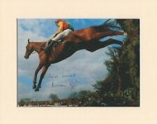MARCUS ARMYTAGE MR FRISK GRAND NATIONAL MOUNTED SIGNED AUTOGRAPH PHOTO PRINT