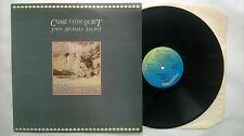 JOHN MICHAEL TALBOT COME TO THE QUIET UK LP BIRDWING WING512 1980 CHRISTIAN