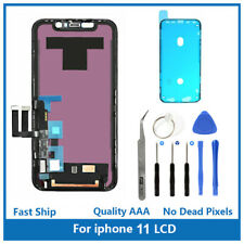 iPhone 11 Replacement 3D Touch Screen LCD Digitizer Display Assembly with Tools