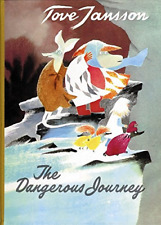 The Dangerous Journey (Moomin Valley Trilogy), Very Good Condition Book, Jansson