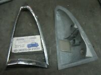 Ford Taunus P5 17m 20m 64-67 Rear Light Housing +Chrome Rim Right Side 11441160