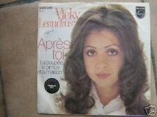 EUROVISION 1972 45 TOURS GERMANY VICKY LEANDROS