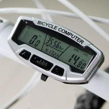 SUNDING Funk Wasserdicht Fahrrad Fahrradcomputer Tachometer Fahrradtacho 558C