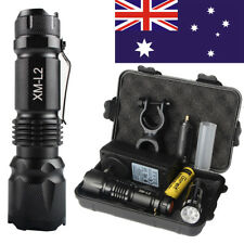 15000lm X800 Shadowhawk Rechargeable Tactical Flashlight CREE L2 LED Torch LAMP