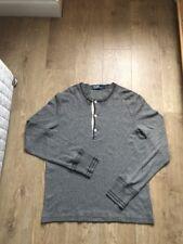 Polo Ralph Lauren Long Sleeve Polo Shirt Size Medium Men's